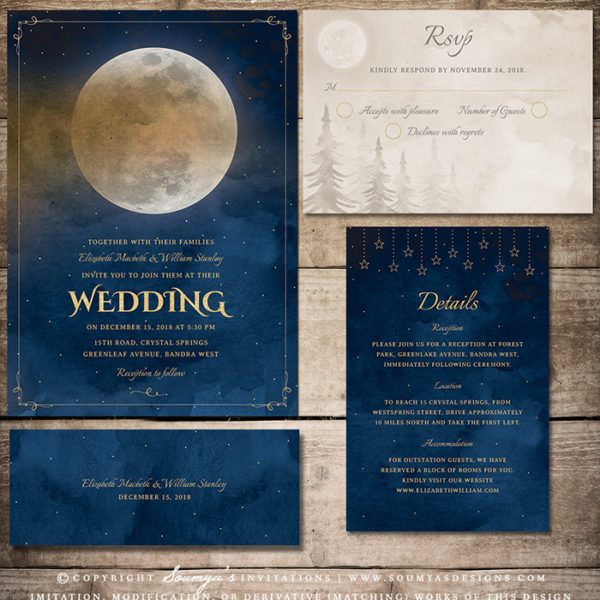 Navy And Peach Wedding Invitations: Navy Blush Pink Coral Peach Wedding Signs, Navy Blue Gold